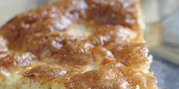 Gâteau au Cookeo