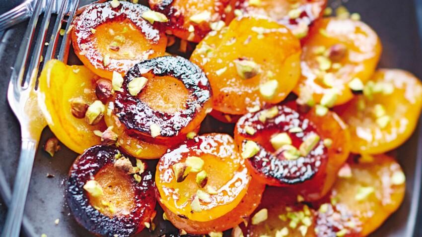 Nos recettes faciles et inratables avec des abricots