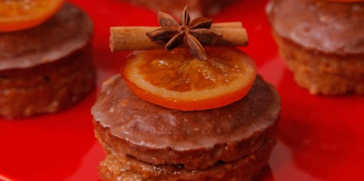 Recette de pain d'épices et nonnettes de Jonathan Blot