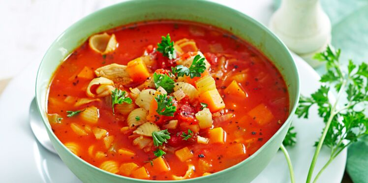 Minestrone comme à Rome