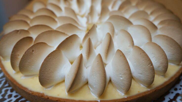 La recette de la tarte au citron meringuée de Jonathan Blot