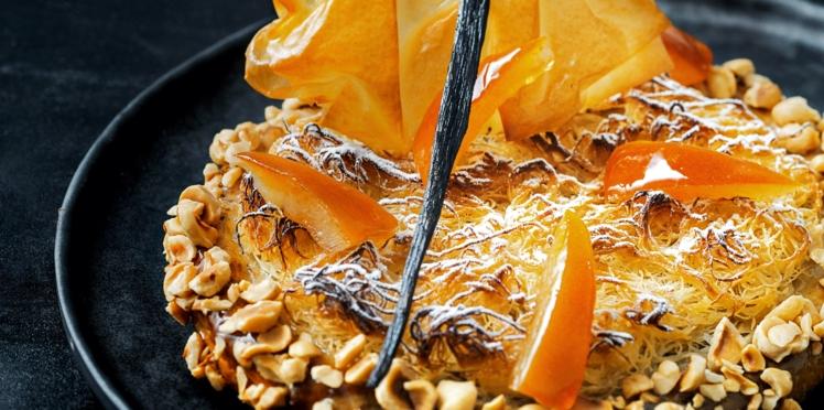 Le gâteau croustillant à la noisette de Nicolas Bernardé