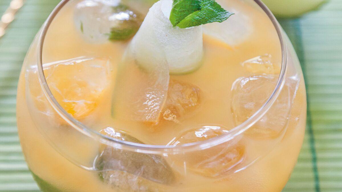 Cocktail melon
