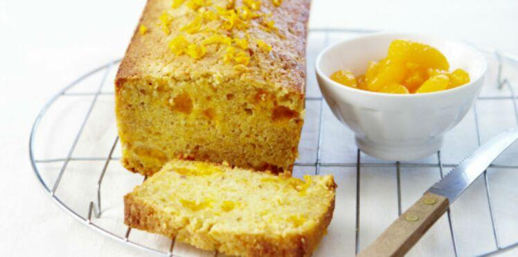 Cake aux clémentines