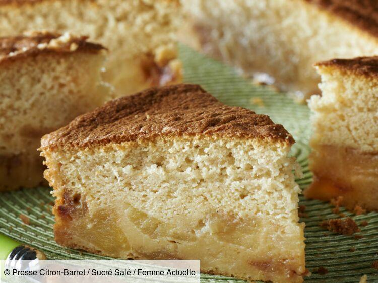 Gâteau normand au micro-ondes : découvrez les recettes de cuisine de Femme Actuelle Le MAG