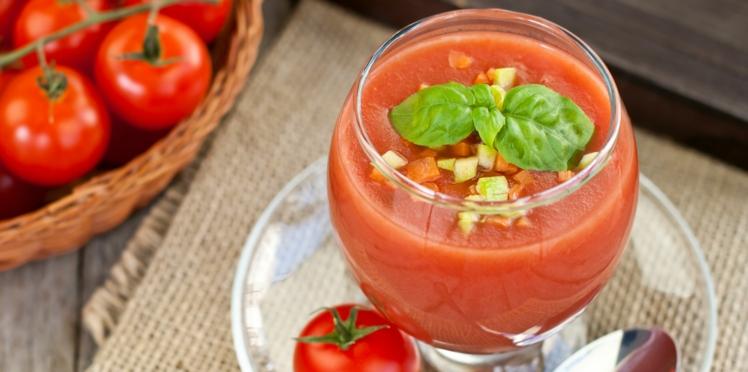 Gaspacho 44 kcal par pers.