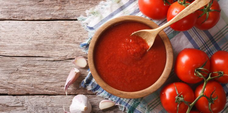 Sauce tomate Thermomix avec tomate fraiche