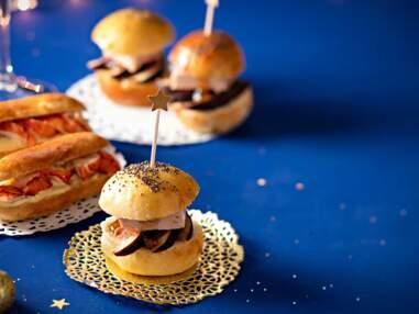Idées recettes pour un apéro dînatoire à Noël