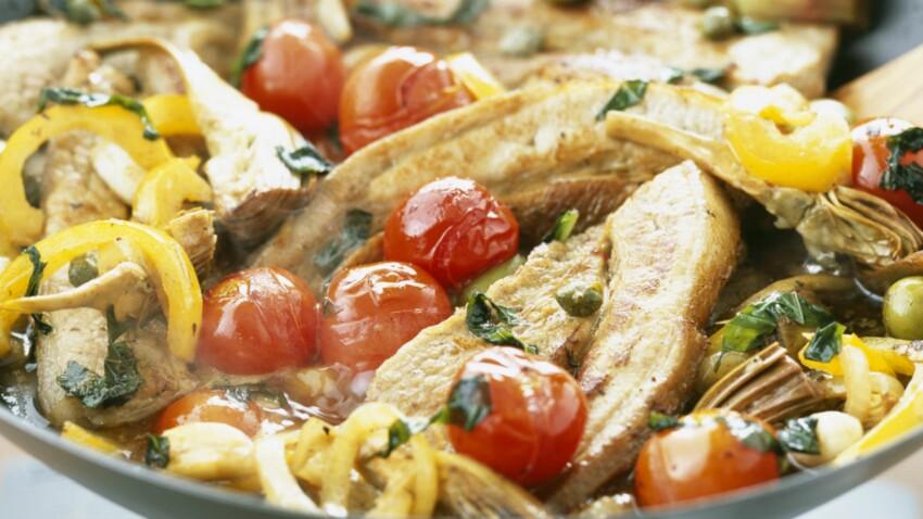 Tendrons de veau provençaux