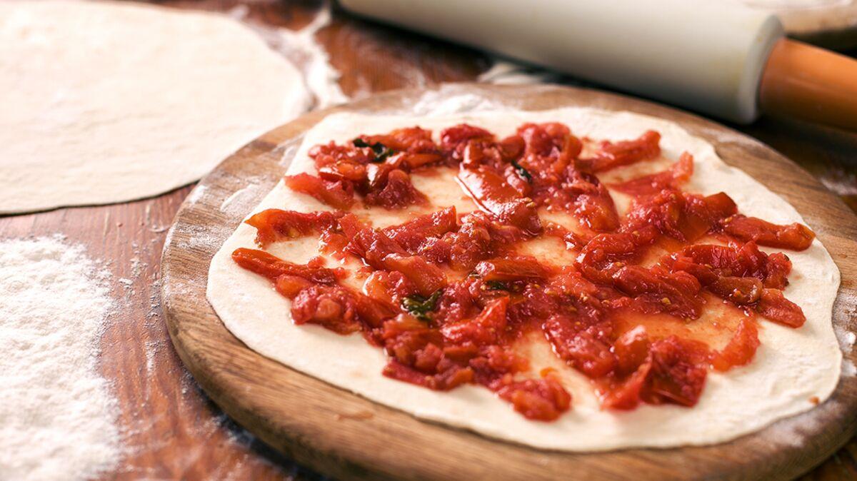 Sauce pizzaïola