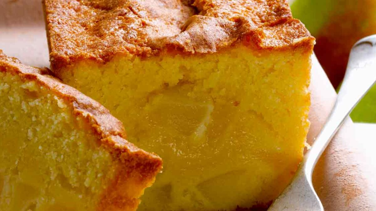 Cake de sophie dudemaine aux poires d couvrez les - Recettes de cuisine femme actuelle ...