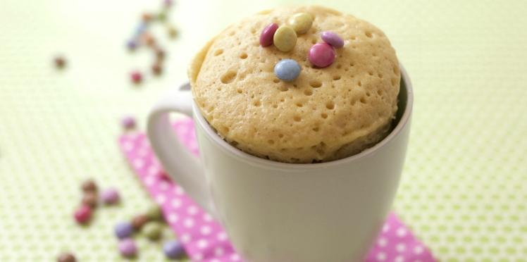 Mugcake Sans Lait Decouvrez Les Recettes De Cuisine De Femme