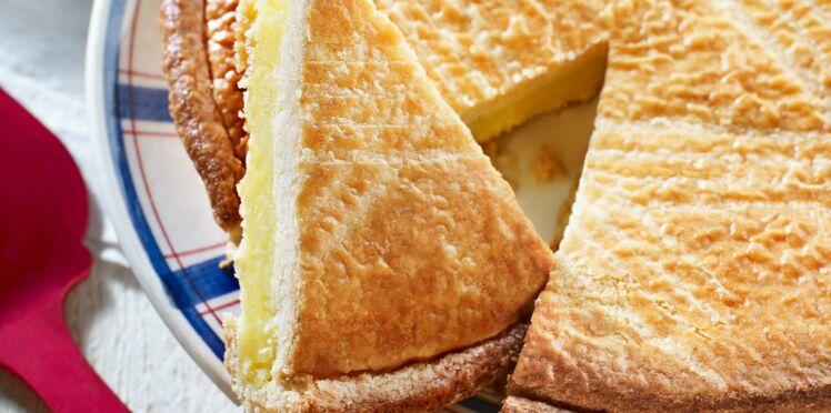 Gâteau basque à la fleur d'oranger de Philippe Etchebest
