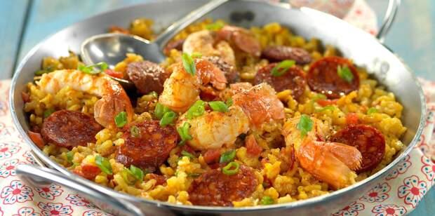 Recettes traditionnelles de la cuisine espagnole