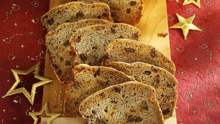 Recettes de pains de Noël : misez sur l'originalité