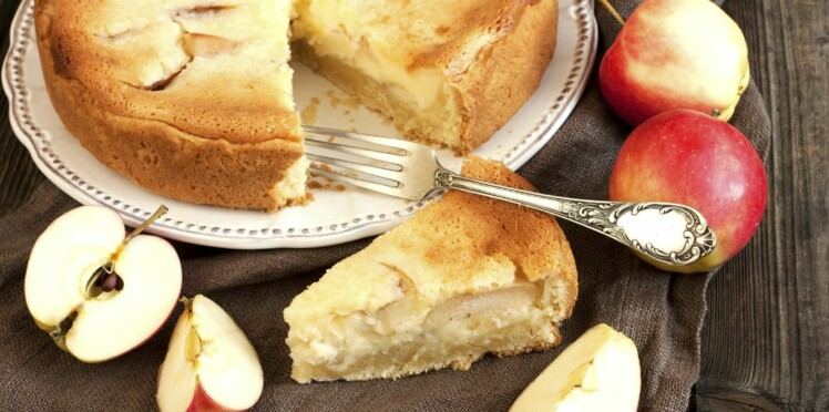 Gâteau aux pommes : nos recettes préférées