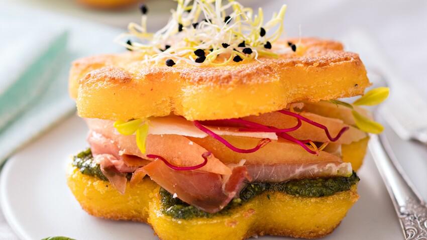 Nos recettes de sandwichs originaux