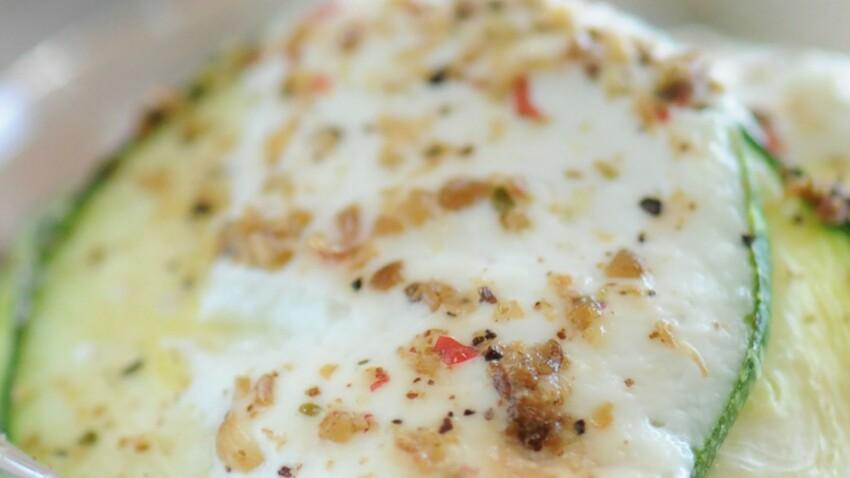 Courgettes à la crème : 10 recettes inspirantes et irrésistibles