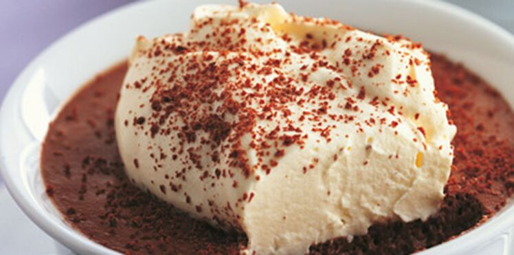 Mousse Au Chocolat Et Au Café Découvrez Les Recettes De Cuisine De