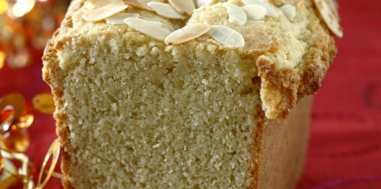 Cake amandes et cannelle