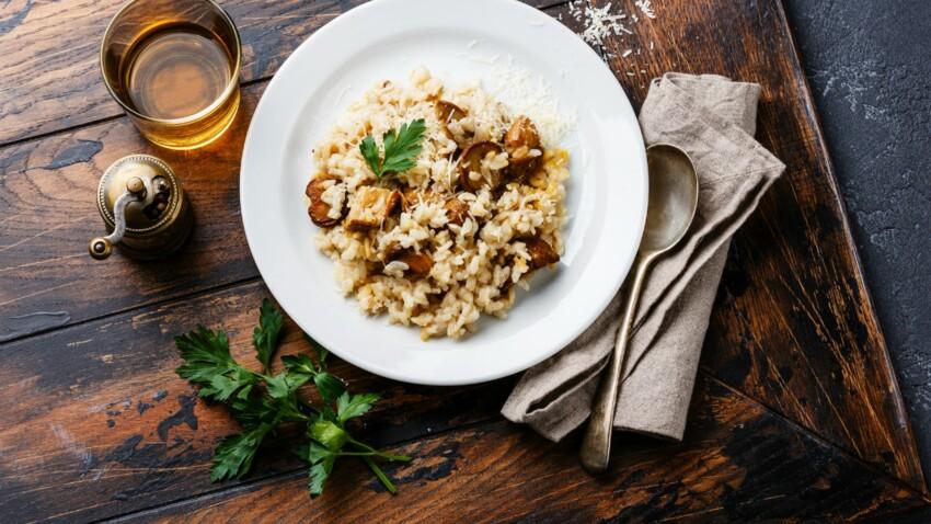50 recettes de risotto hyper faciles à tester d'urgence