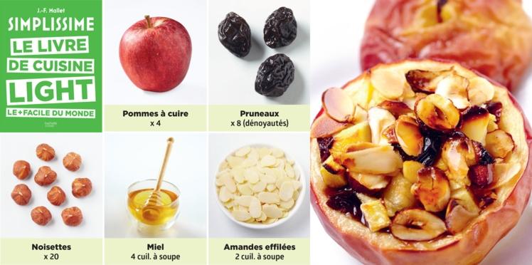 Pommes au four simplissime
