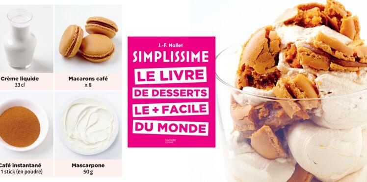 Crème onctueuse au café simplissime