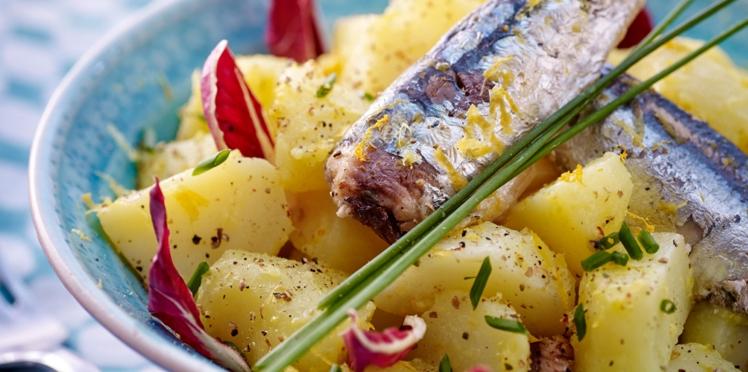 La sardine en boîte : nos recettes originales
