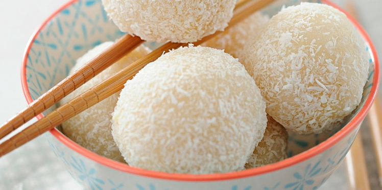 Perles de coco