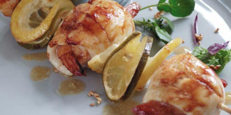 Mes meilleures recettes gourmandes de Fruits de mer et crustacés
