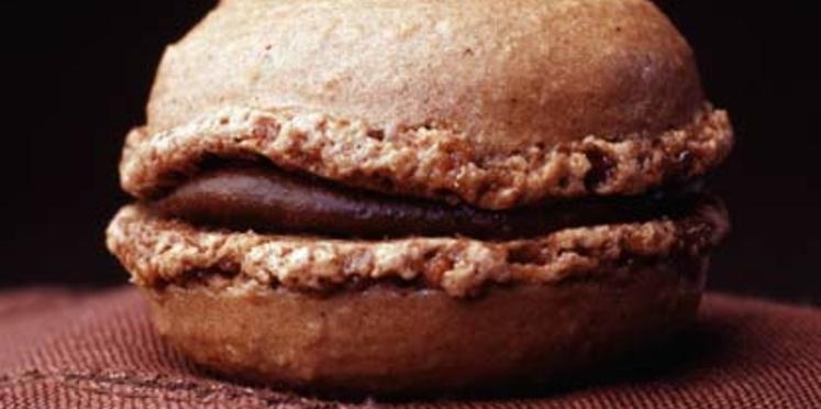 La recette des macarons au chocolat