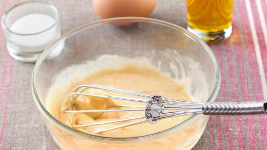 Recette de la pâte à beignets