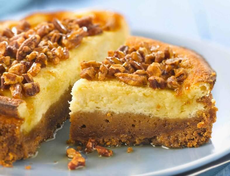 Cheesecake facile à la vanille