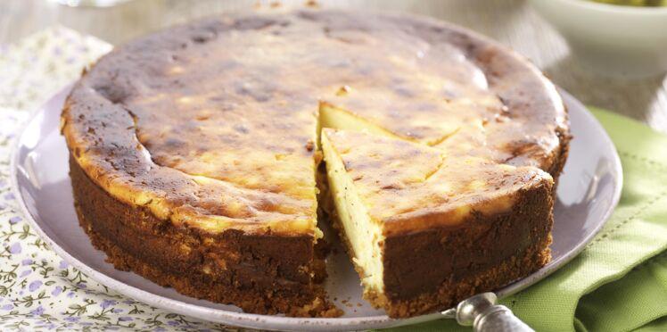 Gâteau au fromage facile