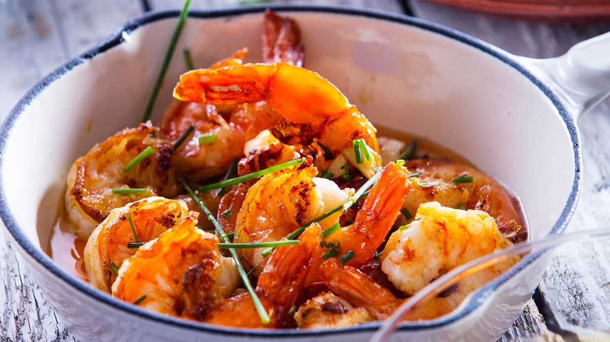 Crevettes sautées au piment : découvrez les recettes de ...