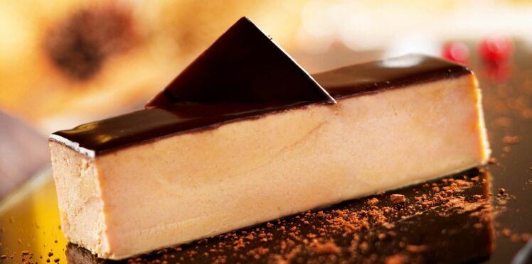Terrine de foie gras au chocolat