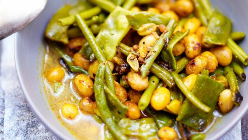 Comment réussir la cuisson des haricots plats ?