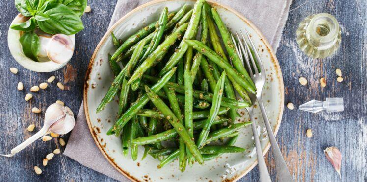 Comment réussir la cuisson des haricots verts ?