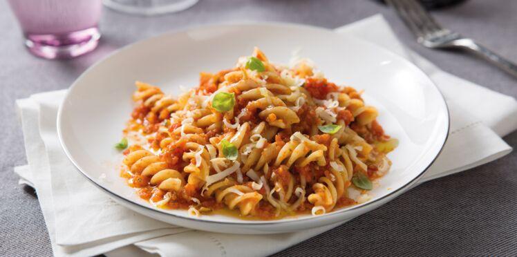 Fusilli sans gluten barilla aux tomates cuisin es - Plats cuisines sans gluten ...