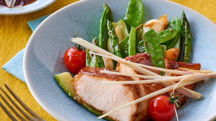 Recettes avec des escalopes de poulet : nos 10 idées faciles et 25 recettes complètes