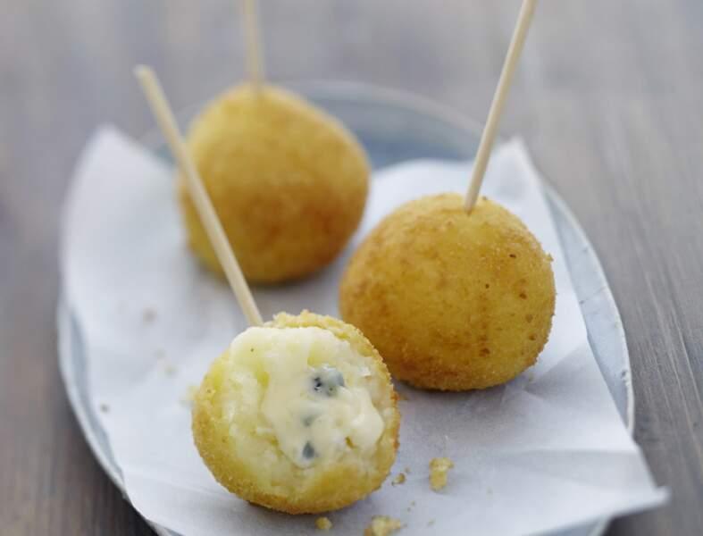 Croquettes au fromage