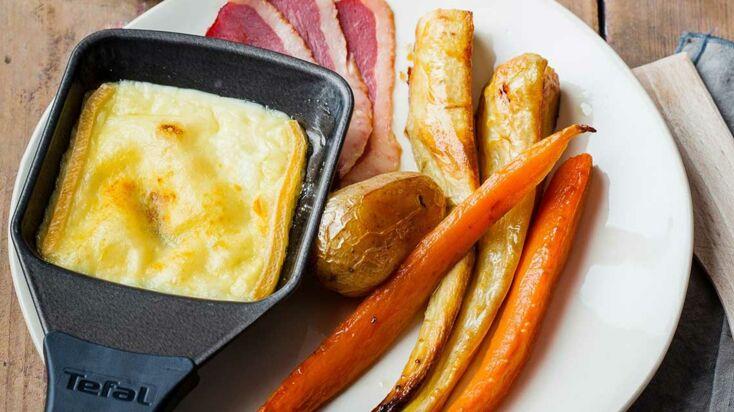 Raclette : nos idées de recettes avec ce fromage si gourmand
