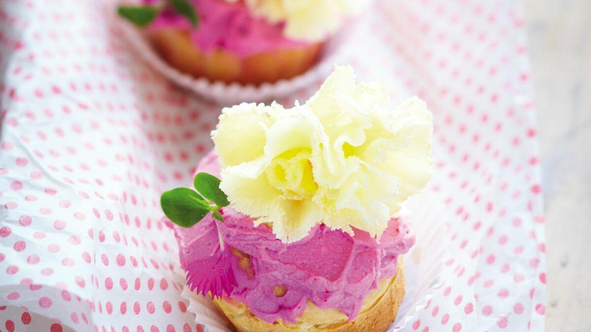 Cupcakes à la tête de moine