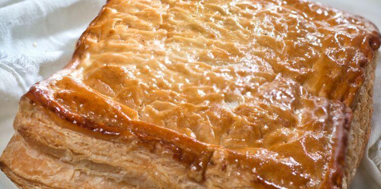 Petits carrés au fromage
