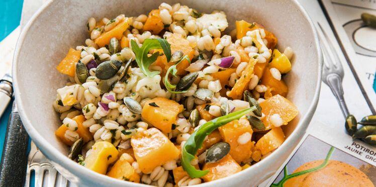 Salades d'hiver : des recettes vitaminées et complètes