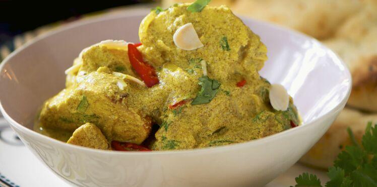Osso bucco de dinde au curry