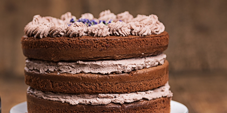 Triple gâteau au chocolat