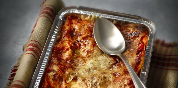 Lasagnes maison faciles
