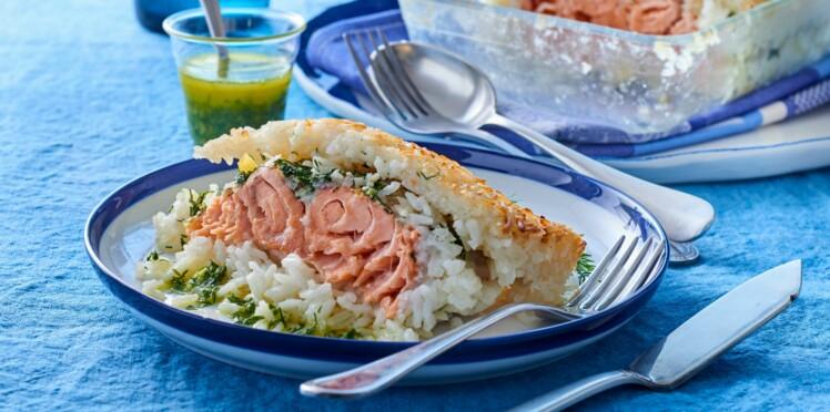 Au four, vapeur, papillotes… Cuisinez le poisson !