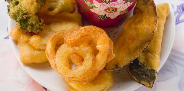 Tempura de légumes, sauce fraîche au yaourt   découvrez les recettes ... 54ca7cb9a514